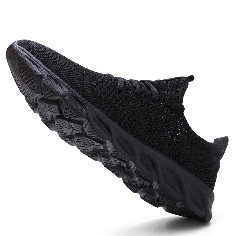 Damyuan 2020 Light Running Shoes Comfortable Casual Men's Sneaker Breathable Non-slip Outdoor Walking Sport Comfortable Shoes