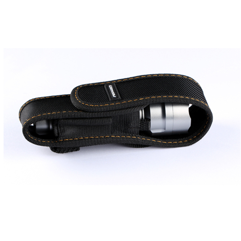 Convoy C8 LED Flashlight Protected Nylon Holster Cover For 150mm-160mm Length Flashlight Accessories Torch Lantern Portable