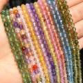 2 3 4 мм граненые фианиты Стразы бусины разноцветные цирконы круглые свободные бусины для изготовления ювелирных изделий Бисероплетение DIY б...