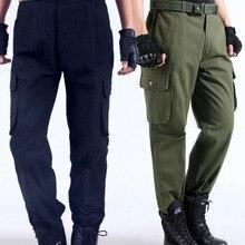 Calça de trabalho masculina seguro de trabalho, calça de reparo automático para homens calças de fábrica de solda roupas de trabalho calça de algodão roupas de segurança
