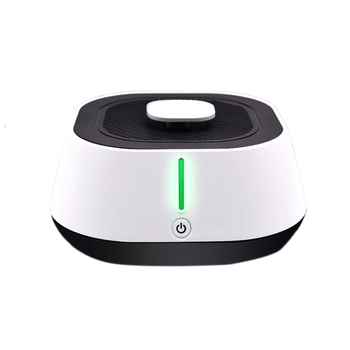 Air Purifier,Household and Car Air Freshener Car Air Purifier,Powerful Smoke Remover,Solar Assisted Charging,Eliminates Pollen,