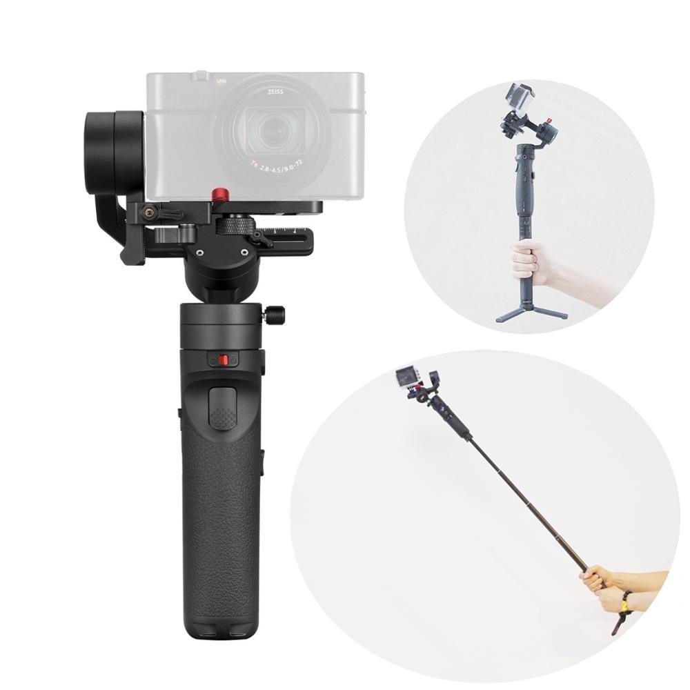 Zhiyun Crane M2 Gru M2 3 Axis Handheld Gimbal Stabilizzatore Portatile All in One per Fotocamere Mirrorless Smartphone Telecamere di Azione - 2