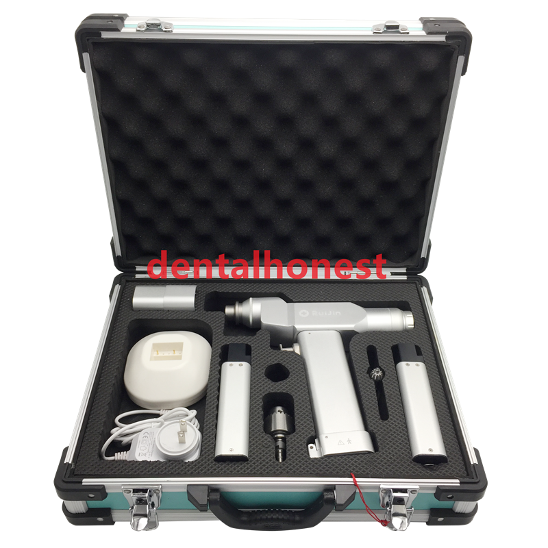 Full Set Tools Orthopedic Surgical Set With Case Orthopedic Cannulated Electric Bone Drill Bits Machine