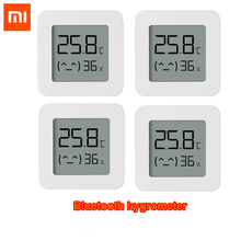 100% Newest  XIAOMI Mijia Bluetooth Thermometer 2 Wireless Smart Electric Digital Hygrometer Thermometer