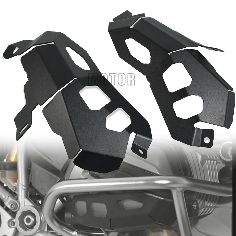 For <font><b>BMW</b></font> R1200GS 2013 <font><b>R1200RT</b></font> 2014B R1200R 2015 R1200RS Motor Engine Cylinder Head Valve Cover Guard Protector R 1200 GS RT R RS image