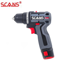 Electric-Drill Brushless-Motor Cordless Charger Professional-Tool 2-Batteries S120 12V