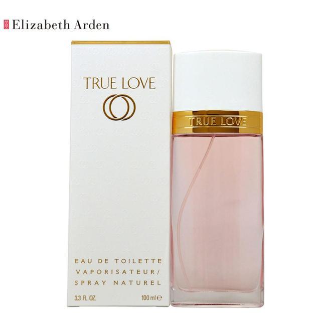 Elizabeth Arden perfume for woman Long Lasting Perfumes True Love Flowers Fruits Flavor Fragrance - 3.3 oz EDT Spray 1