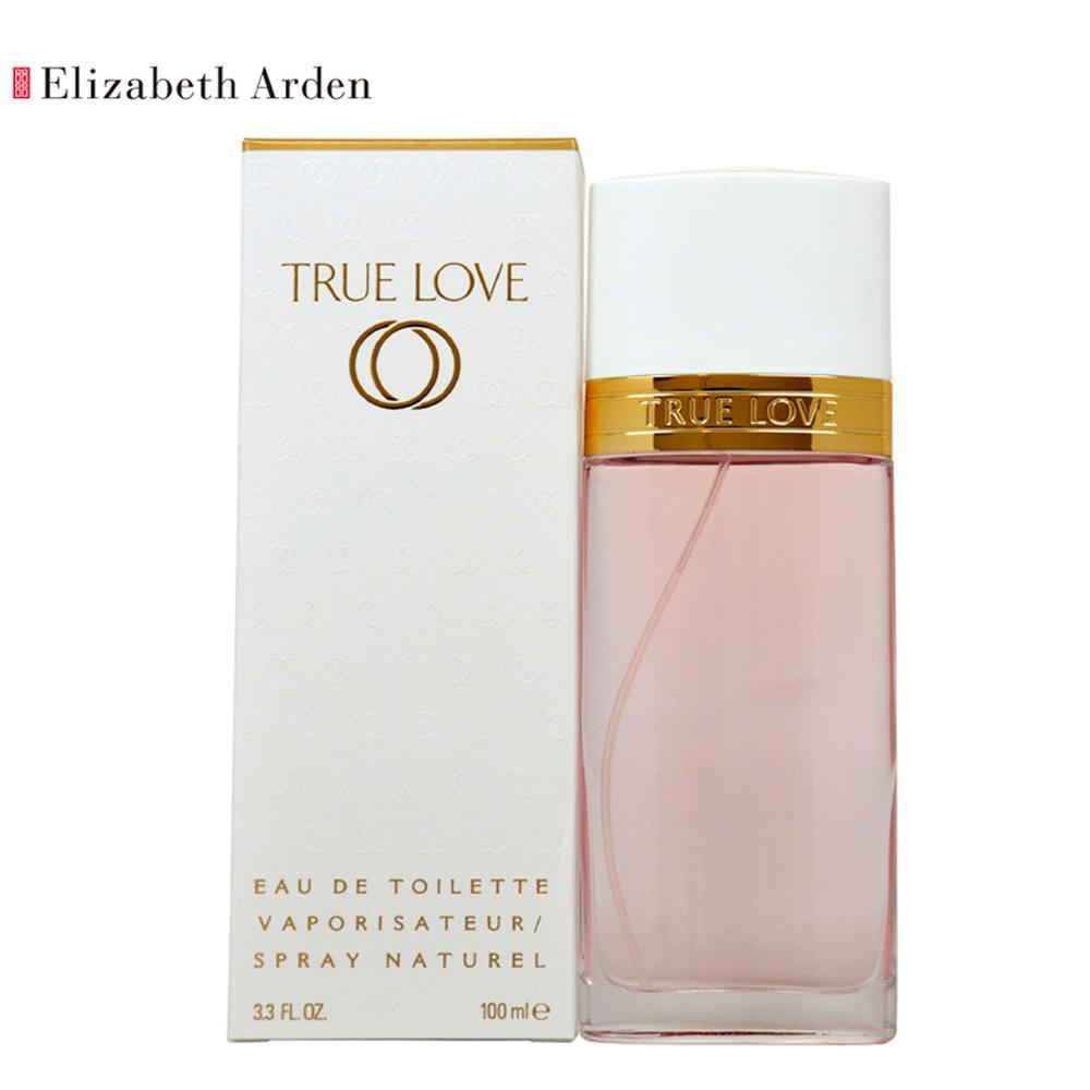 Elizabeth Arden parfüm für frau Lange Anhaltende Parfums Wahre Liebe Blumen Früchte Geschmack Duft-3,3 unzen EDT Spray