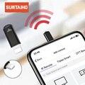 Suntaiho Универсальный умный инфракрасный пульт дистанционного управления для iphone Samsung Xiaomi Мини IP пульт дистанционного управления адаптер для ...