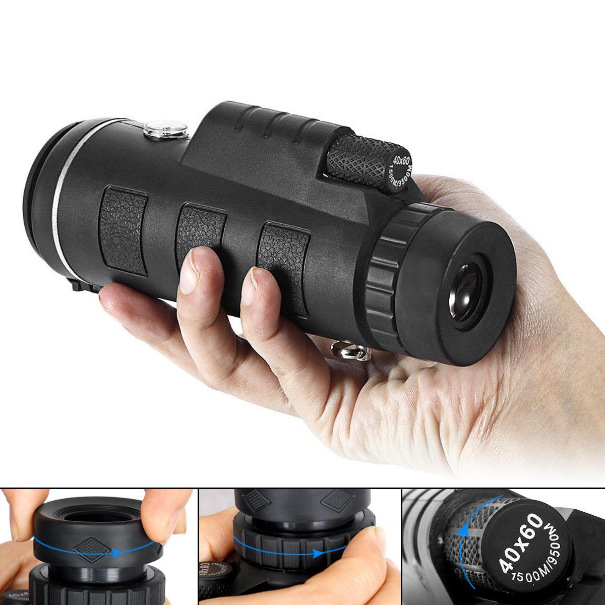 telescope telephoto zoom photo camera lens for smartphones is very compact and easily portable