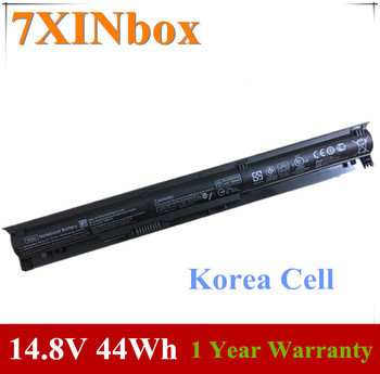 7XINbox 14.8V 44Wh RI04 Laptop Battery For HP ProBook 450 470 G3 ENVY 15-q001tx RIO4 RI06XL HSTNN-PB6Q 805047-851 HSTNN-DB7B image