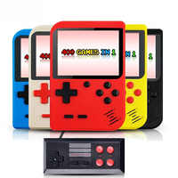 2019 New Portable Mini Handheld Game Console 8-Bit 3.0 Inch Color LCD Kids Color Game Players Built-in 400 Games For Kids Gift