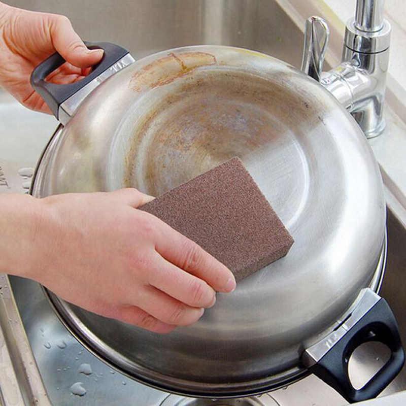 5 個シリコン超硬メラミンナノマジックスポンジ罰金ツールカーボランダム洗濯キッチンクリーナークリーニングスポンジブラシ