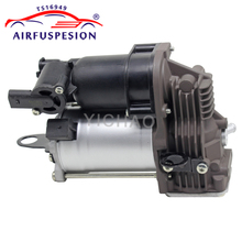 Para mercedes w221 w216 cl s classe ar suspensão airmatic compressor bomba 2213201704 2213201604 2213200904 2213200304