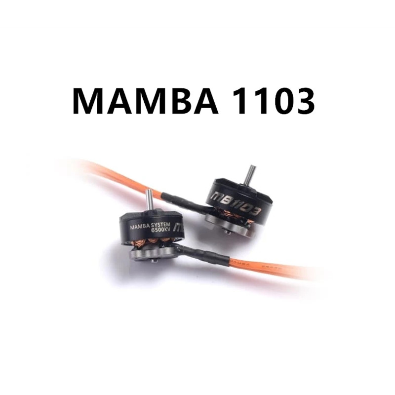 Mamba MB1105/1408 5500/4000KV NSK moteur sans brosse haute vitesse 2-4s pour Drone Diatone GT R239 R239 + FPV