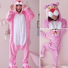 Unicorn Pajamas Suit Sleepwear Kigurumi Onesie Stitch Animal Cosplay Onepiece Adult Winter