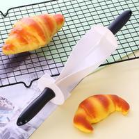 Многофункциональный Хлеборезка набор: лезвие ролик + нож для Круассанов Скалка антипригарный резак торт запеченные Кондитерские инструмен...