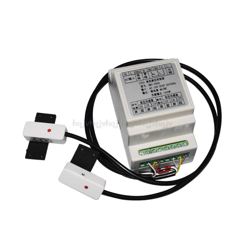 High And Low Liquid Level Controller With 2 Non Contact Sensor Module Automatic Control Fluid Water Position Detector N22 19