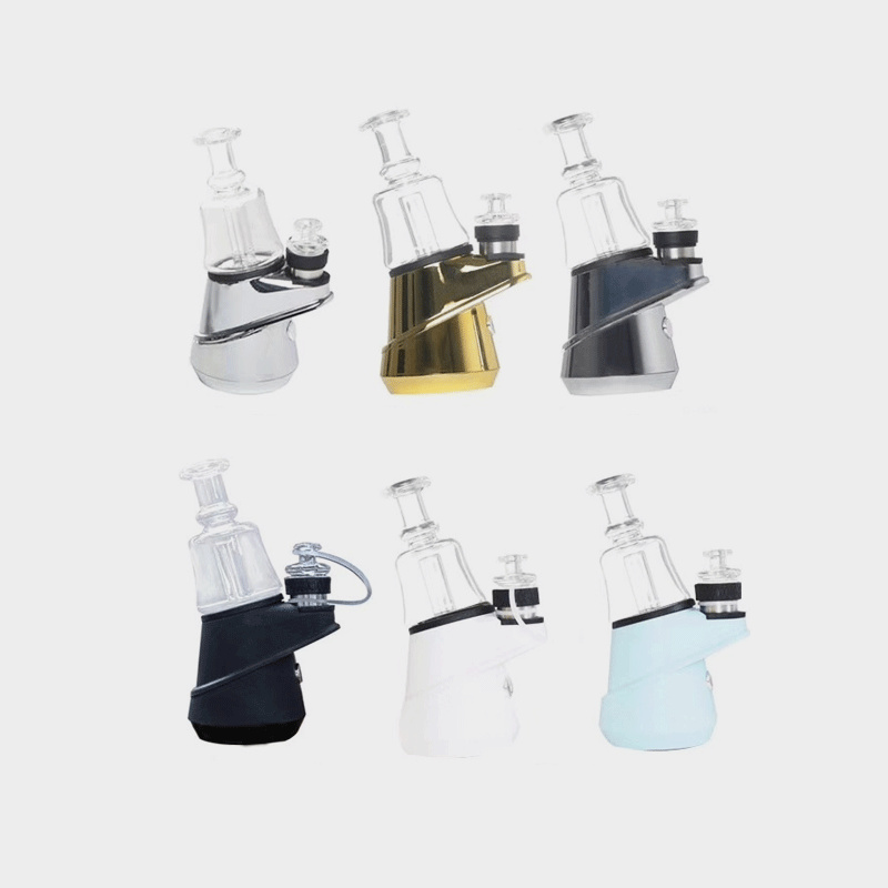 Greenlightvapes G9 SOC Temp Control Enail Glass Water Dab Rig Kit For Wax Concentrate Oil Bubbler Filter Electric E Nail