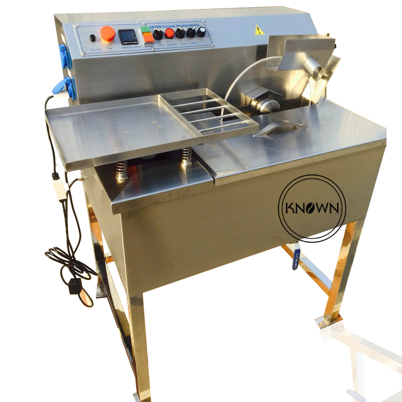 Commercial 30 Kg Chocolate Tempering Maker Chocolate Melting Machine