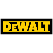 DeWalt Tools Vinyl Sticker Car Truck Window Decal Tool Box Creative Waterproof Decals Cover Scratches Exterior Decor PVC13x4cm