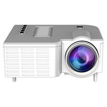 50 люмен hd 1080p светодиодный портативный мини проектор для