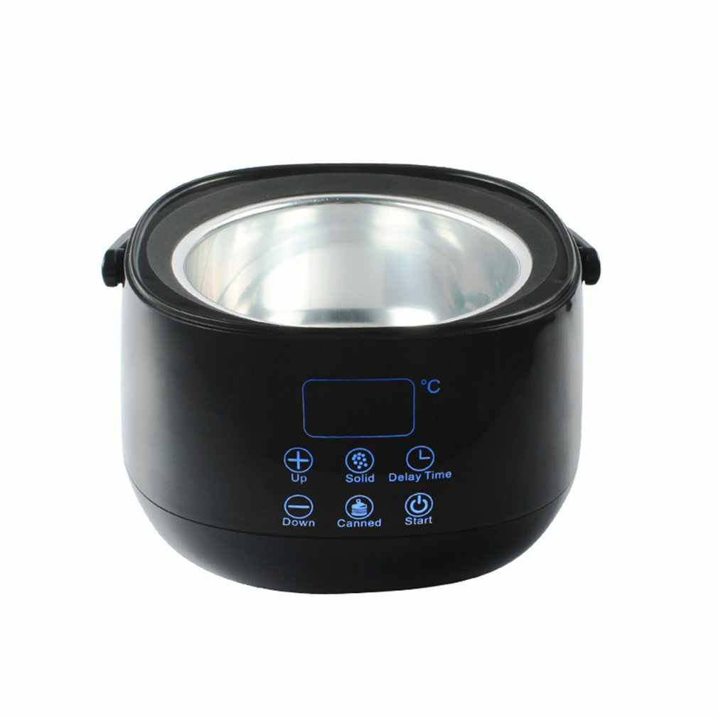 Non-stick smart touch hot wax machine Electric Hair Removal Wax Warmer Non-stick Pan Melting Paraffin Heater