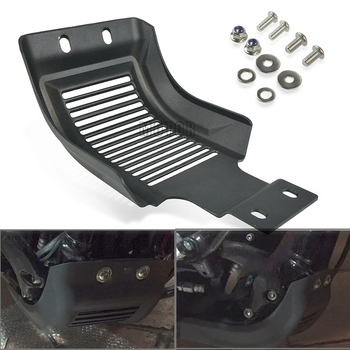 Motorcycle CNC Engine Housing Protection Cover For Sportster 883 XLH883/XL883/Custom XL883C/Roadster XL883R/Low XL883L 2004-2018