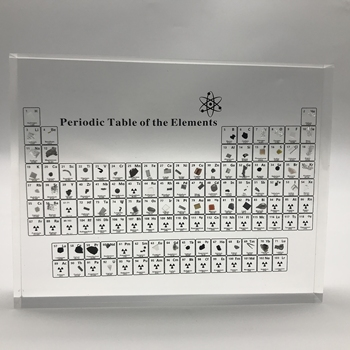 Periodic Table of Elements Periodic Table Display With Real Elements Kids Teaching Teachers Day Gifts Periodic Table Acrylic цена 2017