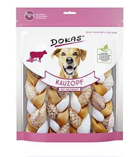 Dokas Kauzopf With Fish Skin 240 g Pack Of 1