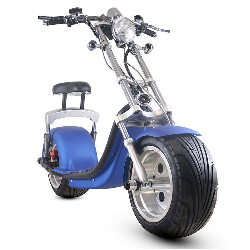 SC14 Европе Coc одобренный 2-колесный электрический скутер мотоцикла Citycoco 2020 60V 12ah/20ah Cicycoco