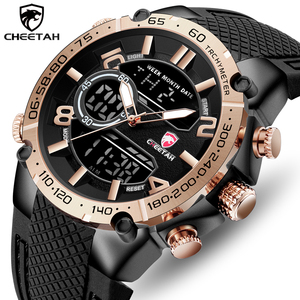 CHEETAH Watch Top Brand Fashio