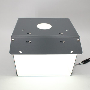 Image 4 - Nieuwe Sanoto Mini Photo Studio Box Fotografie Achtergrond Draagbare Softbox Led Licht Foto Doos Vouw Photo Studio Soft Box