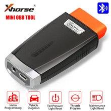 Xhorse VVDI Mini OBD aracı çalışma ile Xhorse VVDI anahtar aracı Max programlama aracı