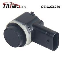 C2Z6280 PDC Park sensor For Jaguar XK X-Type CF1 C2P20587 New Anti Radar Detector Reversing System Security Distance Control