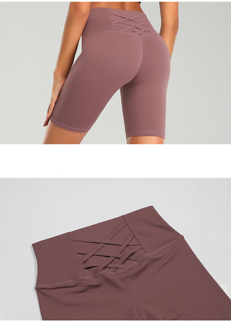 Women Yoga Shorts  3