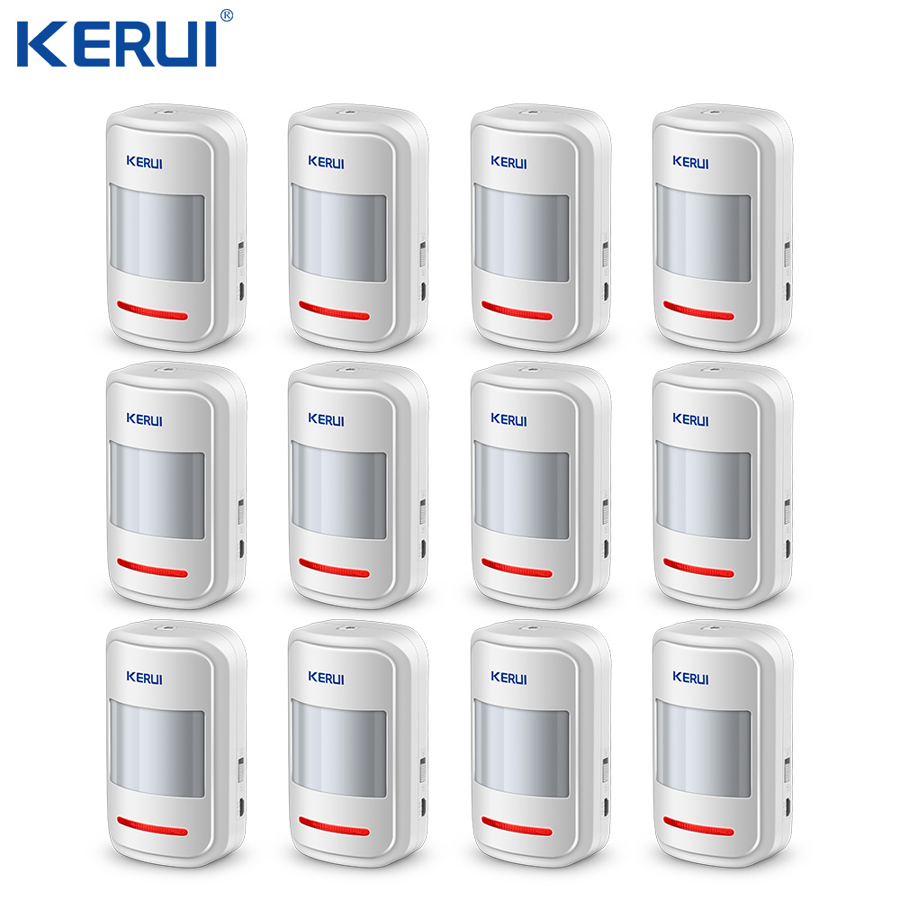 KERUI P819 Wireless PIR Detector Motion Sensor Lot for Home Alarm Securtity