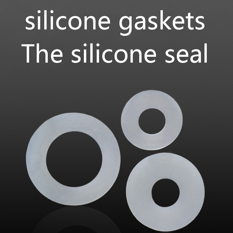 silicone gaskets The silicone seal o-rings Water heater seal Avirulent insipidity  10 Pcs