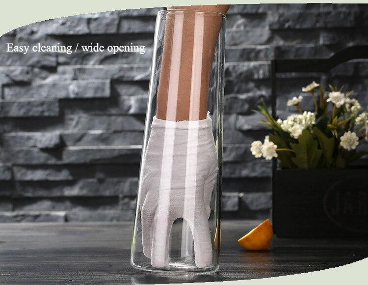 vidro com tampa de aço inoxidável jarro