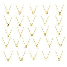 Aide ожерелье для женщин 26 английские Первоначальный Алфавит