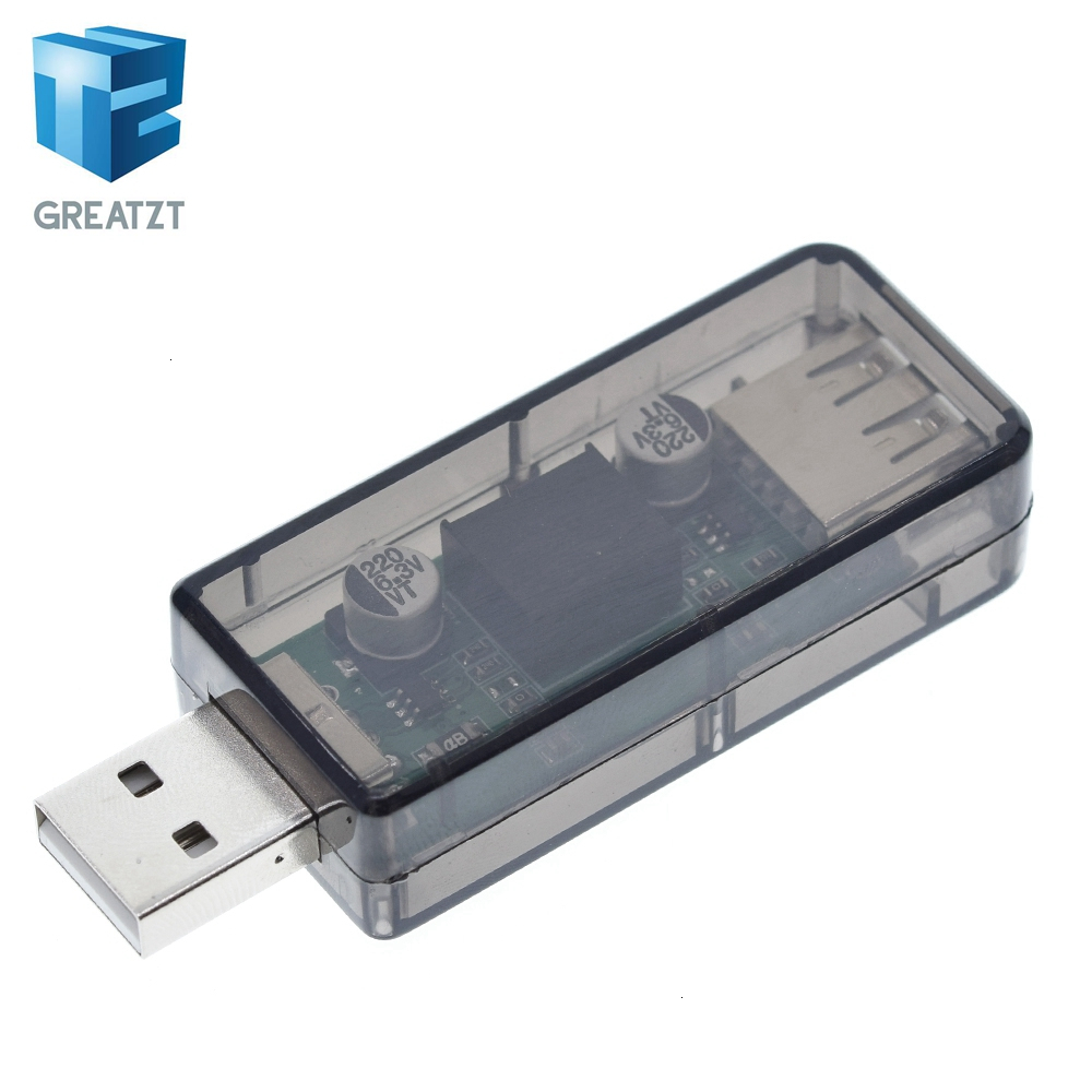 GREATZT 1500V ADUM3160 Digital Signal Audio Power Isolator USB To USB Audio Signal Isolator 12Mbps 1.5Mbps