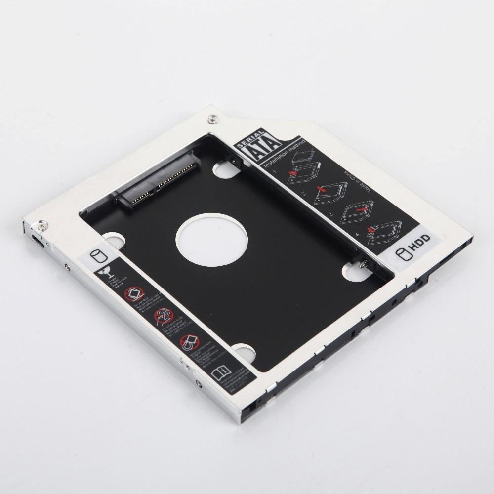 SATA 2nd Hard Drive HDD SSD Case Caddy Tray for ASUS X451MA X551M X551MA UJ8E1