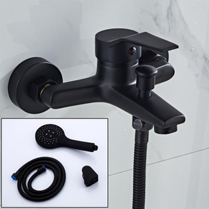 Bathroom Tub Faucet Single Han