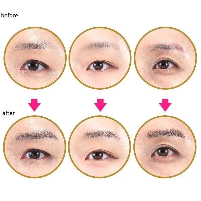 Heetste Wenkbrauw Extension Tint Gel Haar Fiber Borstel Make Waterdicht Gemakkelijk Dragen Zwart Bruin Eye Brow Tattoo Vrouwen Make TSLM1