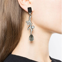 Timeless Wonder Amazing Crystal Coral Clip Earings Ear Cuff Women Jewelry Punk Runway Non Pierced Gothic Boho Gown Rare 2327(China)