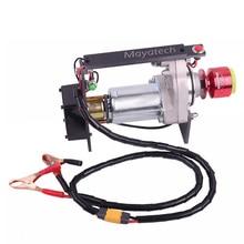 NFSTRIKE TOC Электрический двигатель стартер для вертолета Модель двигателя игрушки для детей взрослых высокое качество-маленькая голова
