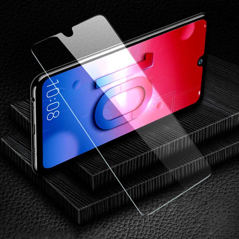 9H 0.26mm temperli cam Huawei onur için 7A 7C 8A 8C 8X9 9X10 V10 cam ekran koruyucu onur 9 10 Lite koruyucu film