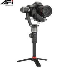 אפי D3 Gimbal מייצב למצלמה Gimbal Dslr כף יד 3 ציר מייצב וידאו נייד עם סרוו בצע להתמקד כל מודלים