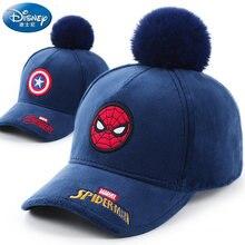 Дисней «Человек паук» с героями комиксов Марвел зимняя шапка