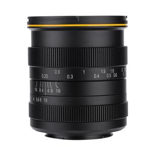 Image 2 - Kamlan 28mm f1.4 와이드 앵글 APS C 미러리스 카메라 용 대형 조리개 수동 Fo cus 렌즈